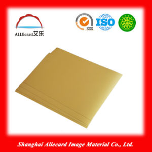 PVC Card Raw Material Inkjet Lamination Sheet pictures & photos