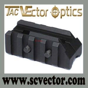 Vector Optics Shock Proof Aluminum Picatinny Front Sight Mount pictures & photos