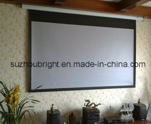 150 Inch Motorized Projection Screen
