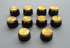 Gold Cap Push on Knob Fits Marshall Amplifier pictures & photos