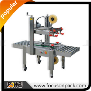 Top and Bottom Drive Carton Sealer (551) pictures & photos