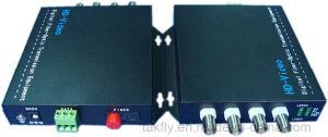 4 Channel 1080P Cvi/Tvi/Ahd Fiber Optical Video Converter pictures & photos