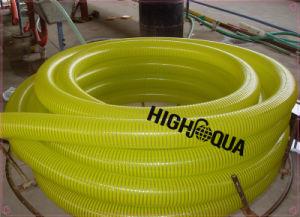 Colorful PVC Helix Suction Hose pictures & photos