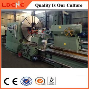 in Stock Conventional Manual Heavy Duty Horizontal Lathe Machine Price pictures & photos