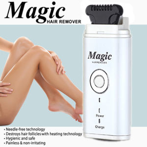 Magic Hair Remover, Face & Body Hair Remover, Skin Remover pictures & photos