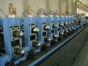 Wg50 High Quality Carbon Steel Pipe Production Line pictures & photos