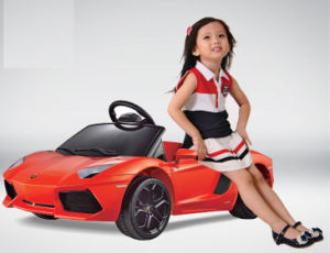 R/C 4CH Ride on Car (Lamborghini Authorized, 1: 4 scale) (81700)