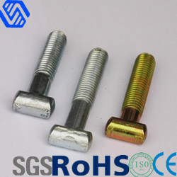 Carbon Steel T-Bolt Color-Zinc Plated T-Bolt S pictures & photos