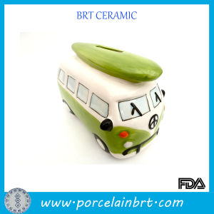 Nice Car Ceramic Money Box pictures & photos