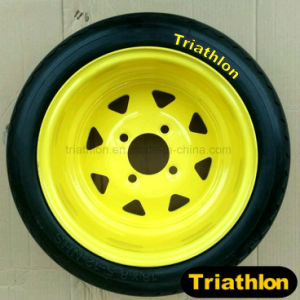 18X 8.50-8 6.50-8 4.00-8 3.50-8 Solid Rubber/Flat Free/PU Foam Tire pictures & photos