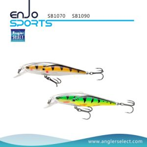 School Fish Stick Bait Shallow Lure Fishing Tackle with Vmc Treble Hooks (SB1090) pictures & photos