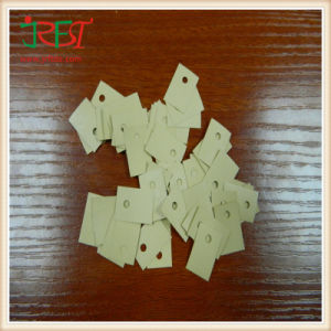 Jrft- K10 Thermal Insulation Silicone Sheet 0.15t X 25 X 30 Mm pictures & photos
