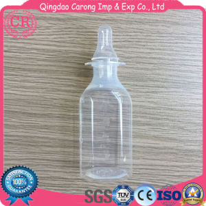 Silicone Nipple Portable BPA Free Baby Plastic Milk Bottle pictures & photos