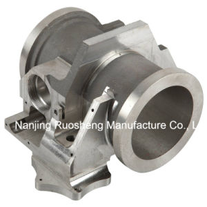 High Quality Aluminum Casted and Machined Body for Valves