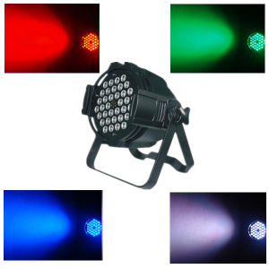 36X3w RGB 3in1 LED PAR Light Stage Lighting pictures & photos