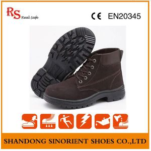 High Ankle Liberty Safety Shoes RS823 pictures & photos