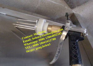 Saline Injection Machine, 8 Needles Brine Injector, Manual Saline Injector pictures & photos