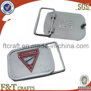 Fashion Custom Belt Buckle (FTBB1201A) pictures & photos