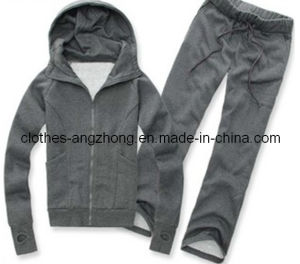 Men′s Fashion Spring/Autumn Hoodies Tracksuit (ANZ-T02)