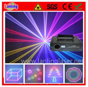 1W RGB Animation Disco Laser Light DMX Ilda Laser Lighting pictures & photos