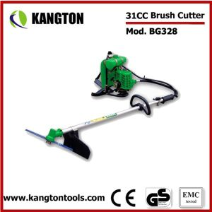 CE GS Approved Gasoline Backpack Brush Cutter (BG328) pictures & photos