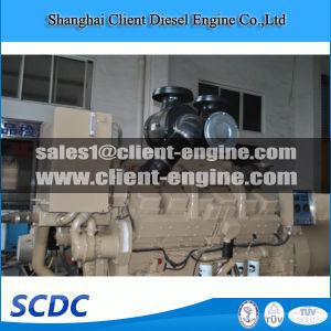 Marine Auxiliary Generator Set Use Cummins Kta38-Dm1350 Diesel Engine pictures & photos