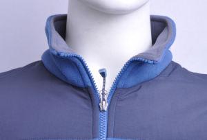Men′s Full Sport Zipper Polar Fleece Jacket pictures & photos
