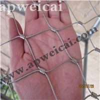 Fall Security Cable Mesh Nets Ss River Cable Screen pictures & photos