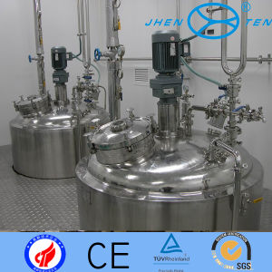 High Quality Sanitary Stainless Steel Mixing Tank pictures & photos