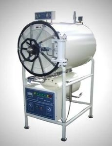 150L Horizontal Cylindrical Pressure Steam Sterilizer Autoclave Yda150 pictures & photos