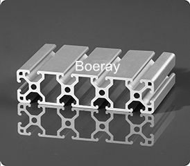 40160 Heavy Duty Industrial Aluminum Extrusion, Aluminum Profile for Equipment Protection Frame Rack Structure pictures & photos