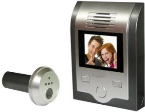Digital Video Peephole with 2inch Monitor (KL-201C)