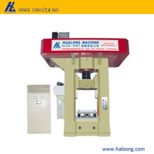 315 Ton Servo Feeding Control Electric Screw Refractory Press Machine