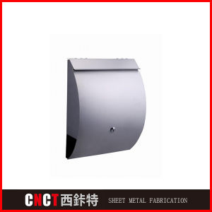 Wall Mounted Simple Waterproof Letter Box Manufacturers pictures & photos