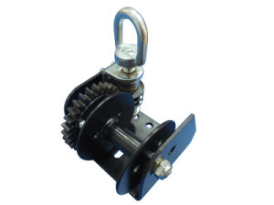 H-12wg Hand Worm-Gear Winch pictures & photos