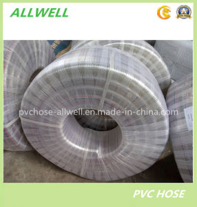 PVC Steel Wire Spring Spiral Water Garden Water Industrial Hose pictures & photos