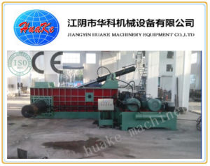Hydraulic Scrap Steel Compactor pictures & photos