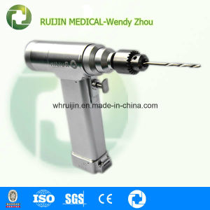 Orthopedic Instrument Autoclavable Bone Drill ND-1001 pictures & photos