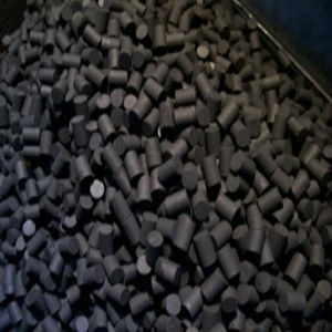 Bulk Density 1.65g/cm3 Graphite Self-Lubricant