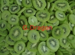 High Quality Low Profit Slice of Frozen Kiwi Crop (IQF004) pictures & photos