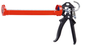 Caulking Gun, Heavy Duty, Swivel Barrel Model (JRX012)