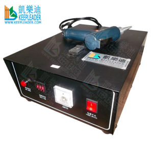 Plastic Spot Welding of Ultrasonic Spot Welding