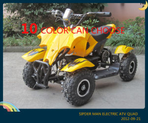 10 Colors Electric ATV Quads Moped Electric Scooter Et-Eatv005 pictures & photos