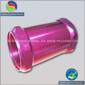 Aluminium Machined Parts for Axle Shaft Sleeve (ST13136) pictures & photos
