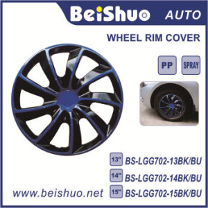 2016 Plastic Double Colour Car Wheel Covers pictures & photos