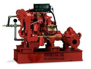 Horizontal Split Case Diesel Drive Fire Pump pictures & photos