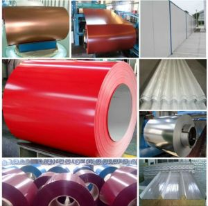 PPGI Coil for Roofing for Building Materails pictures & photos