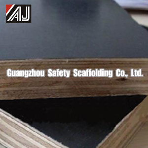 Filmed Faced Plywood for Concrete Construction, Guangzhou Manufacturer pictures & photos