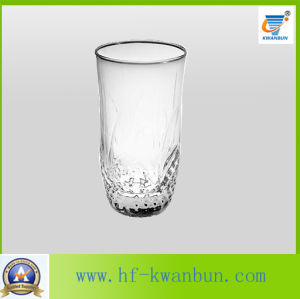 Clear Water Glass Cup Drinking Glass Glassware Kb-Hn071 pictures & photos