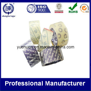 BOPP Packing Tape in Low Noise and Super Clear pictures & photos
